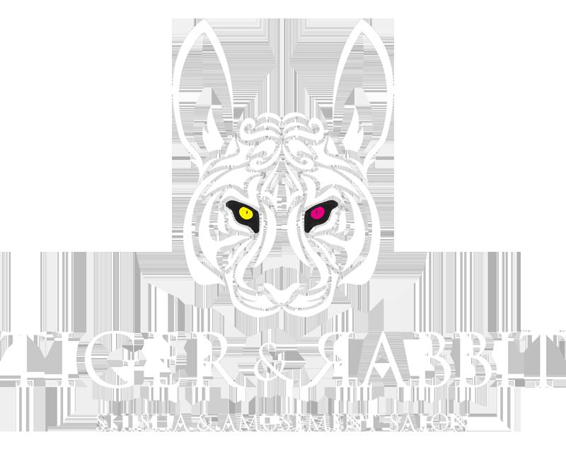 SHISHA & AMUSEMENT SALON | TIGER RABBIT タイガーラビット | 水タバコ・ゲームバー